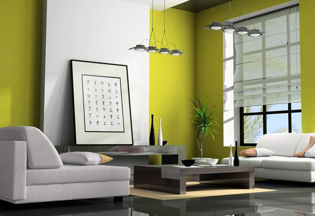 Peinture int rieure entreprise de peinture p rigueux for Peinture de decoration interieure
